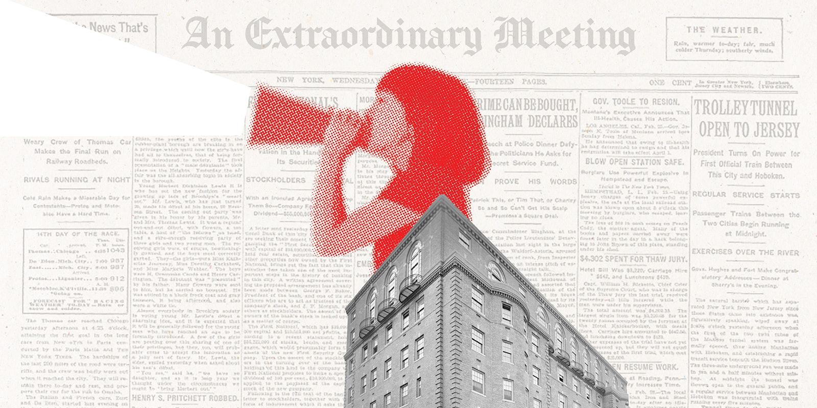 An Extraordinary Meeting