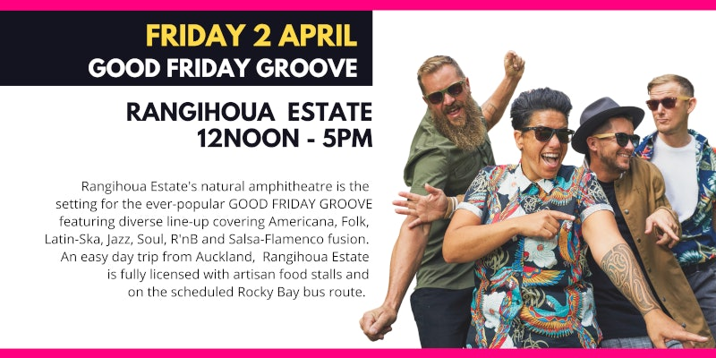Good Friday Groove