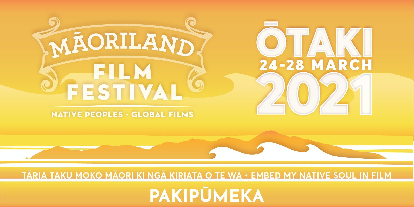 MAORILAND FILM FESTIVAL 2021 | Pakipumeka - Documentaries