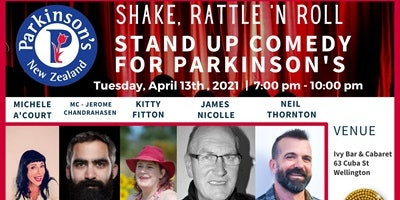 'Shake, Rattle n Roll' Stand-up Comedy Night