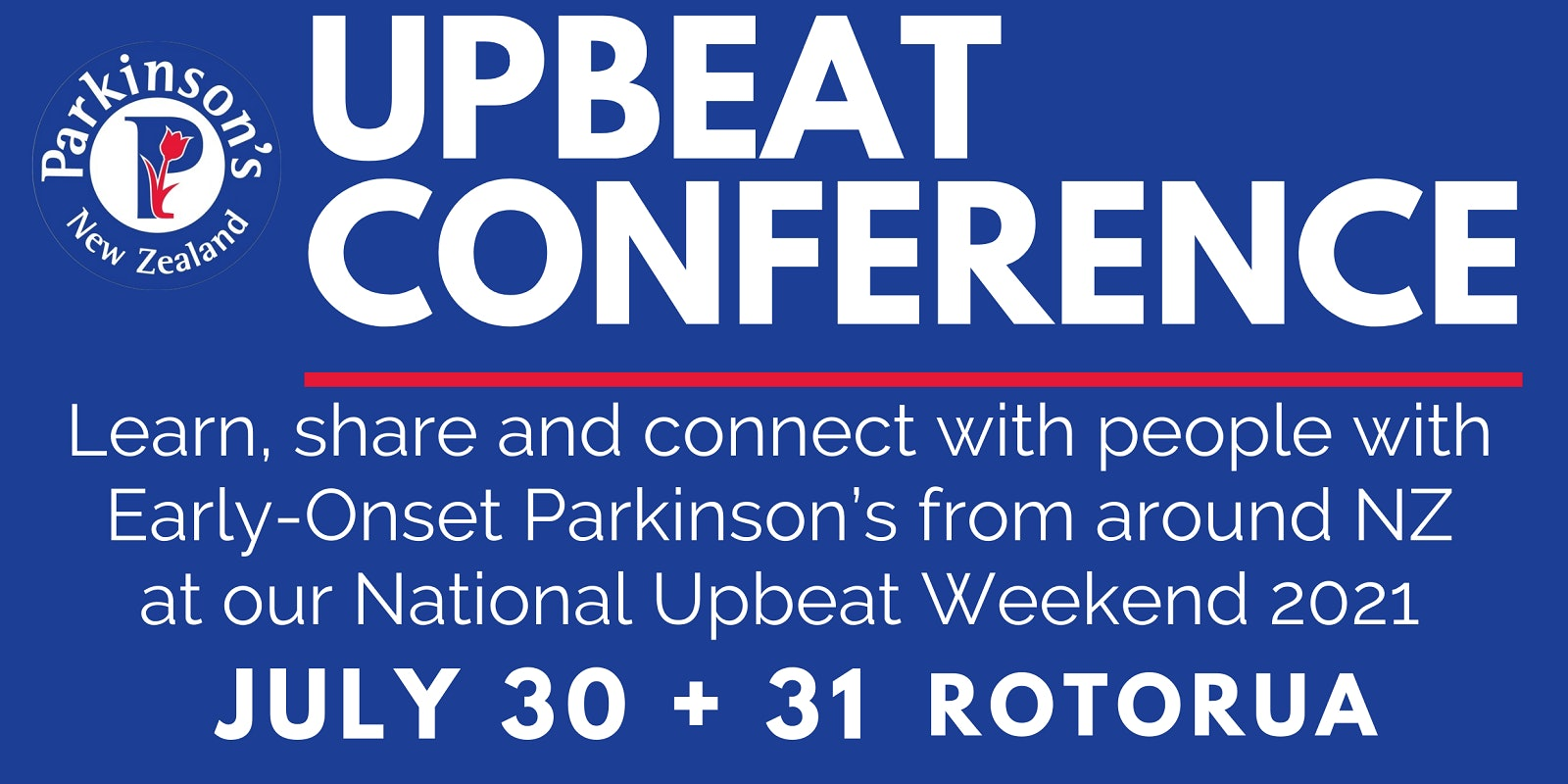 National UpBeat Weekend 2021