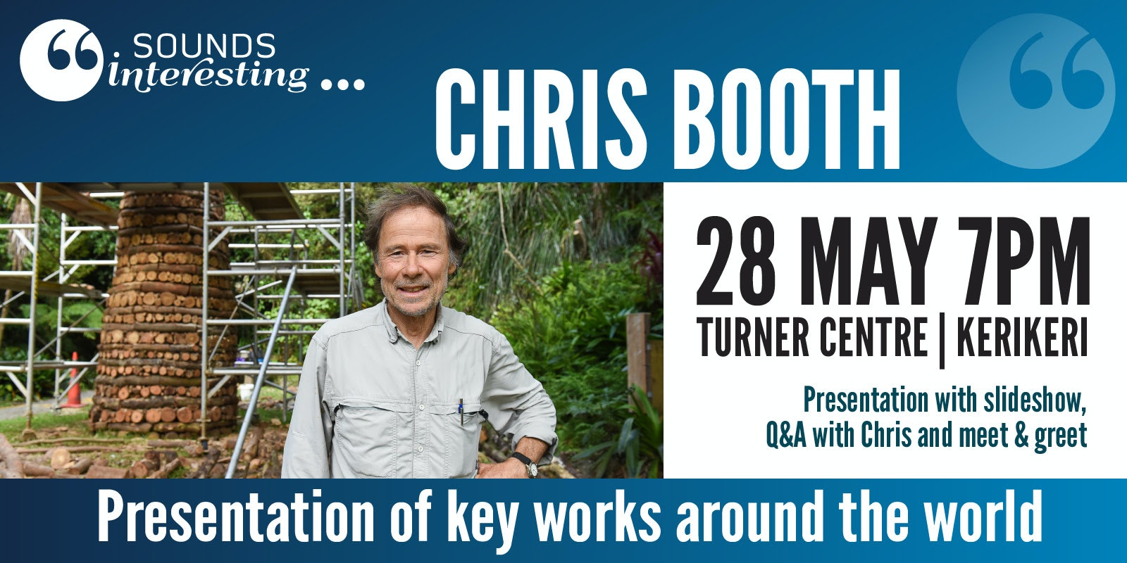 Sounds Interesting - Chris Booth