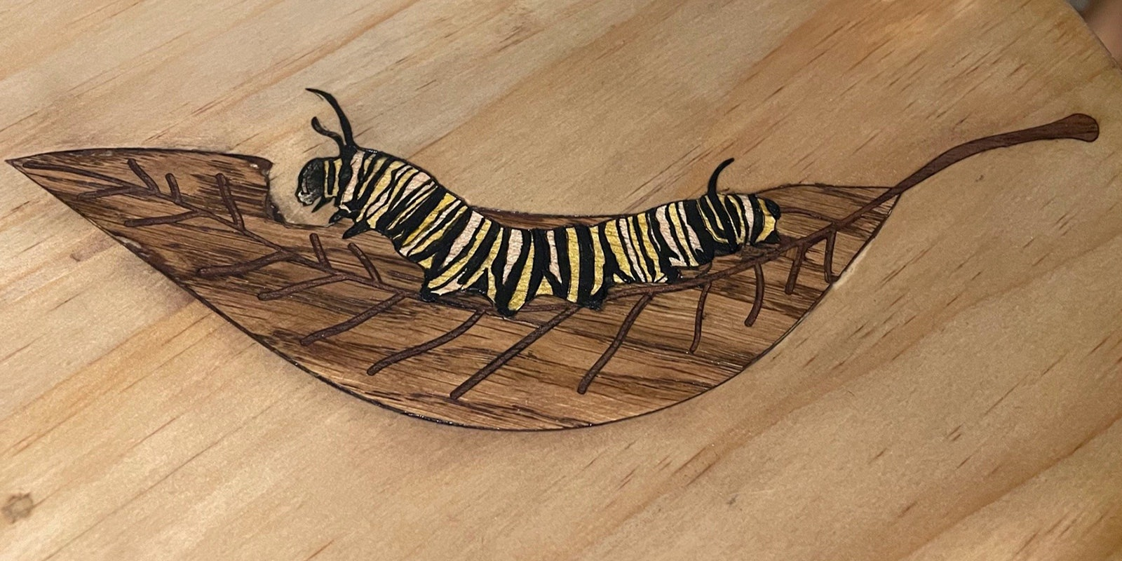Wood you Like to Learn a New Skill? An Intro to Marquetry
