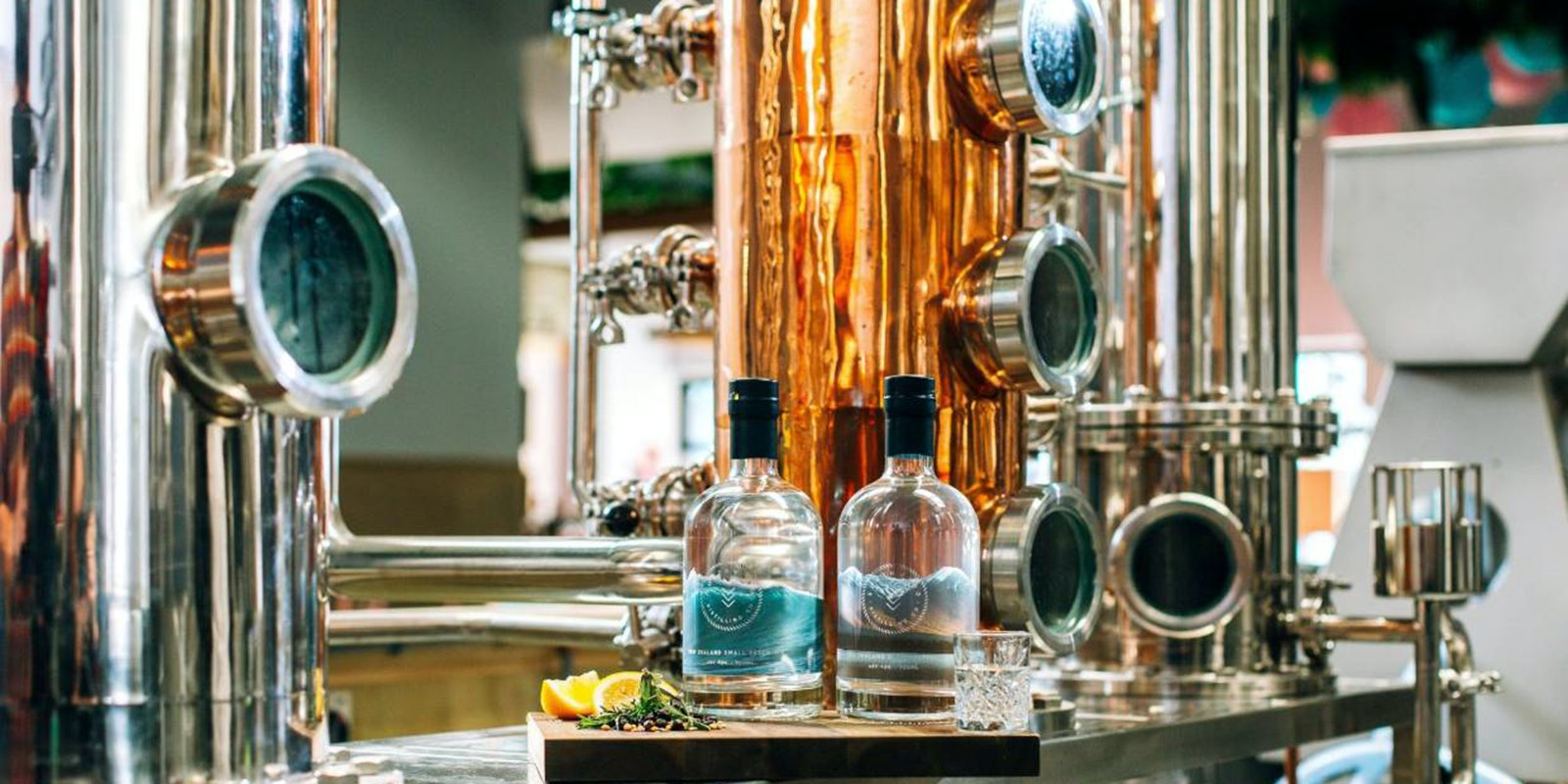 Infuse your own Gin