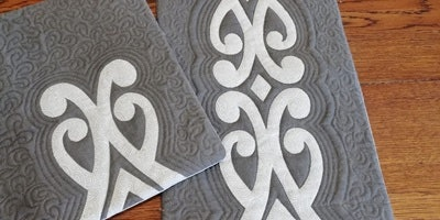 Koru Table Runner