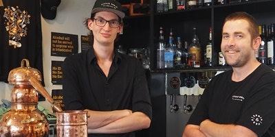 Aurora Distillery Presents: A Crowd-Sourced Gin @ Little Sprig