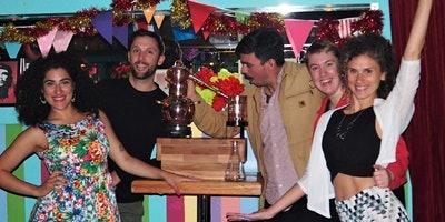 Aurora Distillery Presents: A Crowd-Sourced Gin @ El Barrio