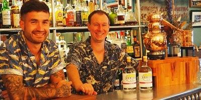 Aurora Distillery Presents: A Crowd-Sourced Gin @ Ortega