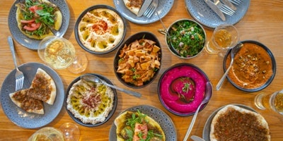 Flavours of Syria
