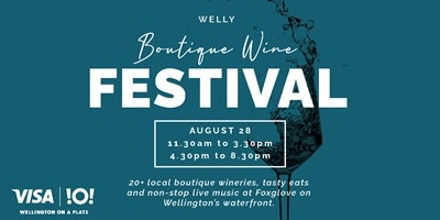 Welly Boutique Wine Festival