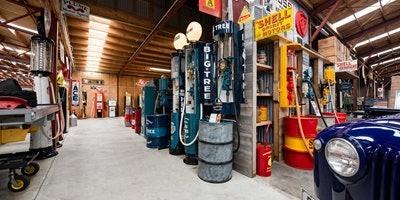 Vintage Garage Tour & Talk