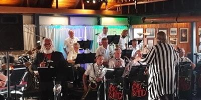 HB Jazz Club Winter Deco Club Night