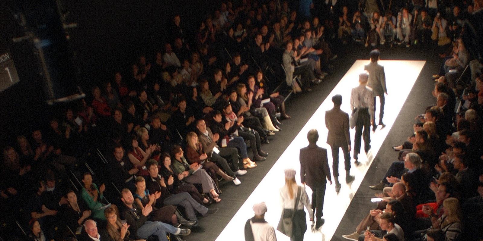 Schick presents the NZ Fashion Weekend Mens Show
