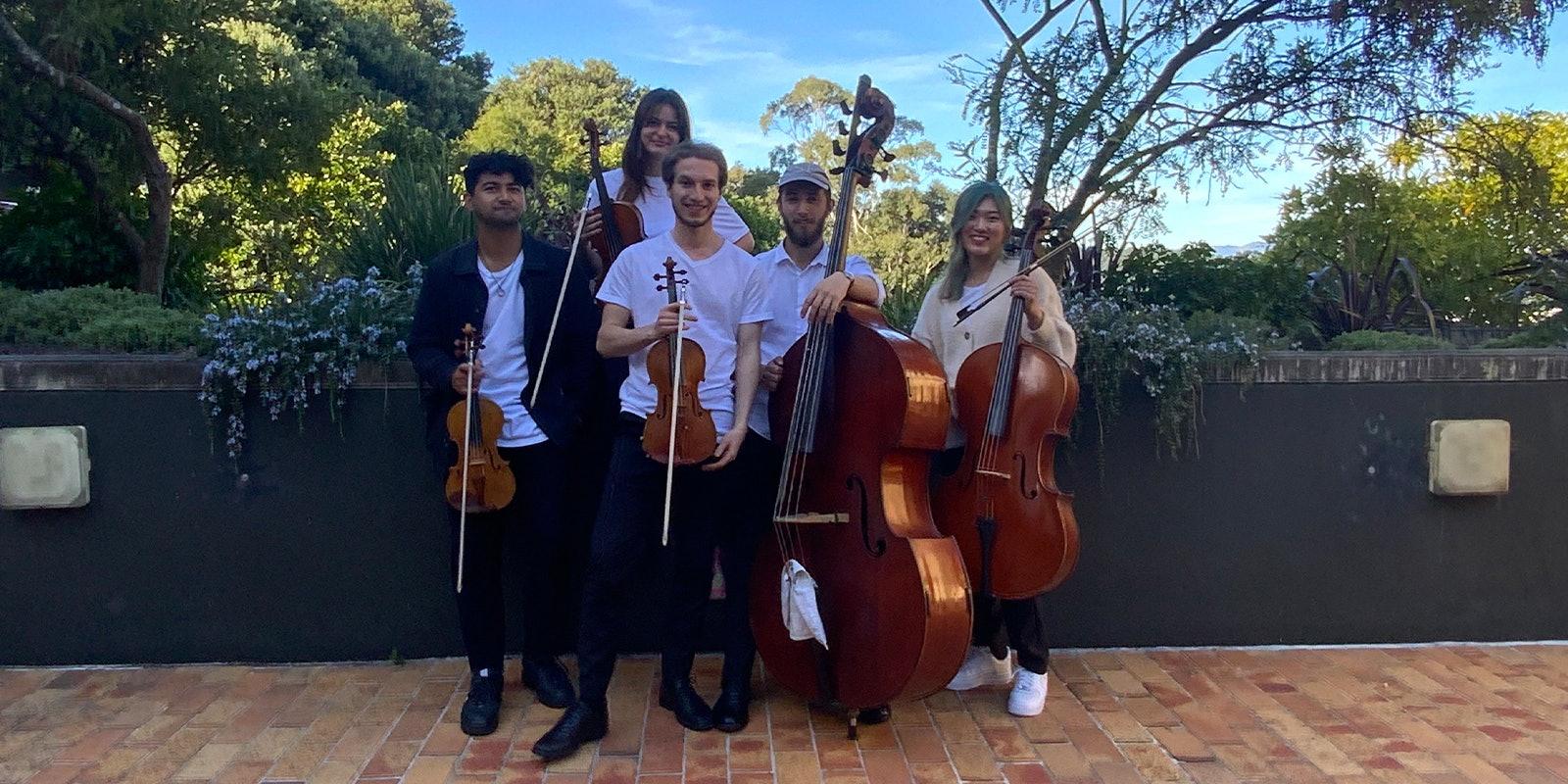 Druz'ya Quintet