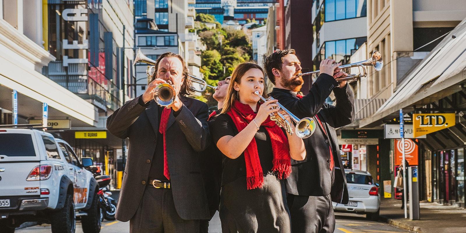 Trumpet Quartet