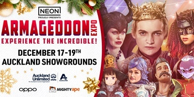 Armageddon Expo 2021