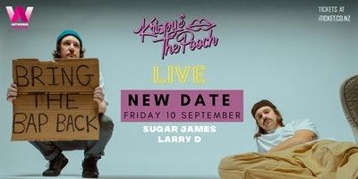 Krispy & The Pooch LIVE
