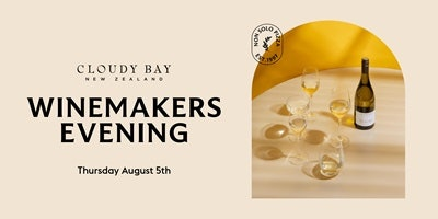 Cloudy Bay Winemakers Evening