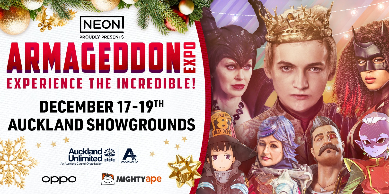 Armageddon Expo 2021 - Virtual Celebrity Signings