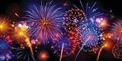 Fireworks and Racing