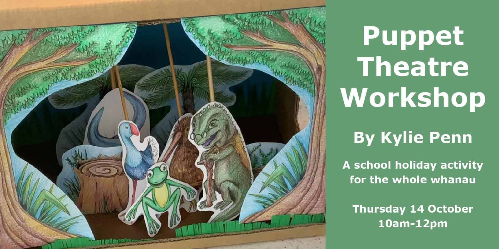Puppet Theatre Workshop