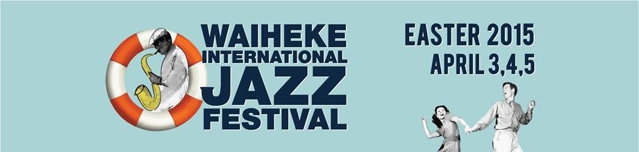 Waiheke International Jazz Festival
