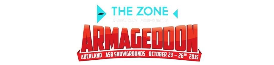 Armageddon Expo 2015