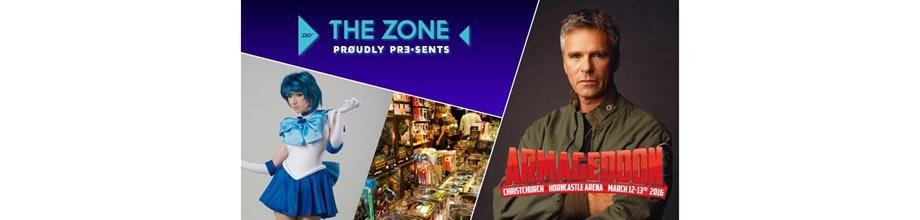 Armageddon Expo Christchurch 2016