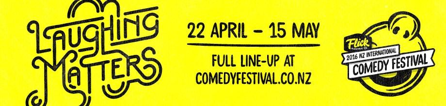 2016 NZ International Comedy Festival (Wellington)