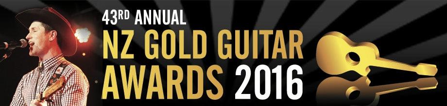 NZ Gold Guitars 2016