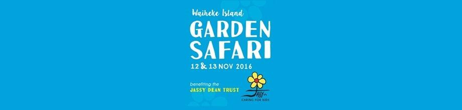 Waiheke Island Garden Safari 2016