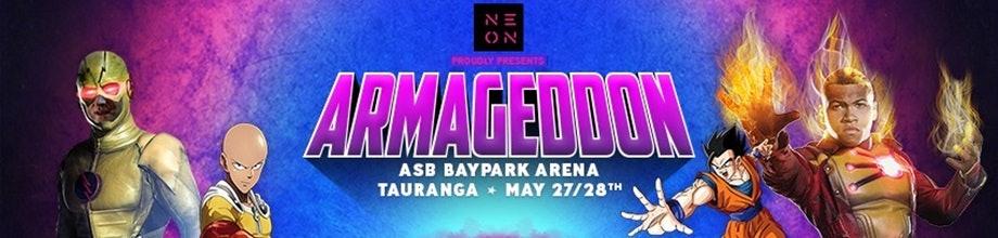 Armageddon Expo Tauranga 2017