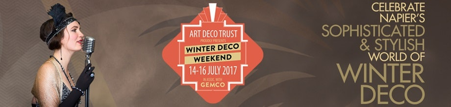 Winter Deco Weekend 2017