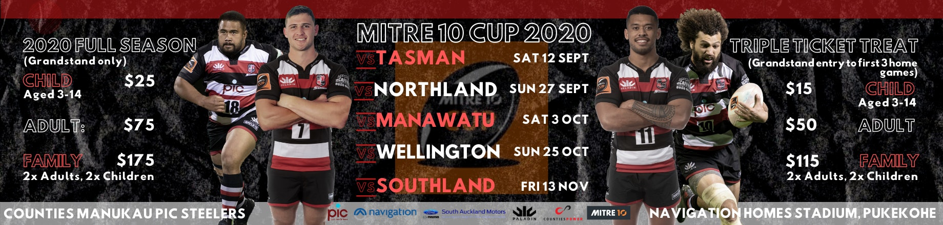 Counties Manukau Mitre 10 Cup