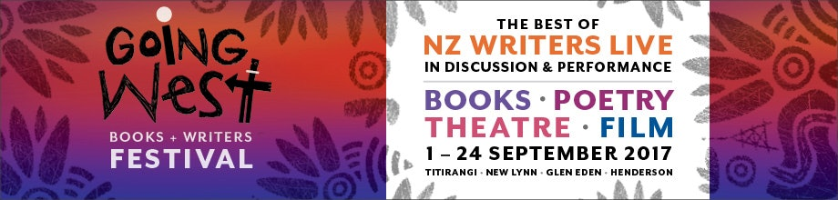Going West Books + Writers Festival