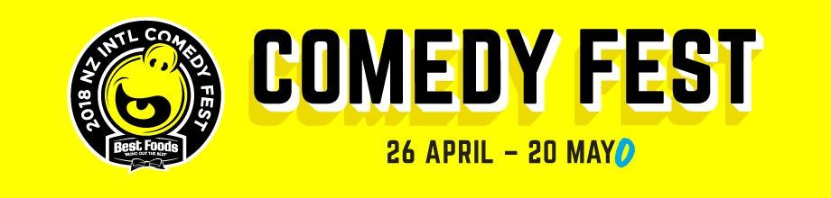 2018 NZ International Comedy Festival