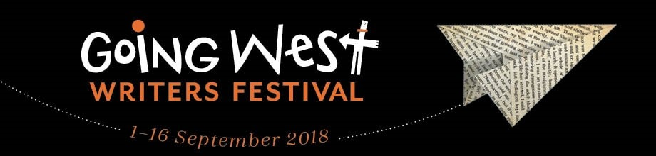 Going West Writers Festival 2018
