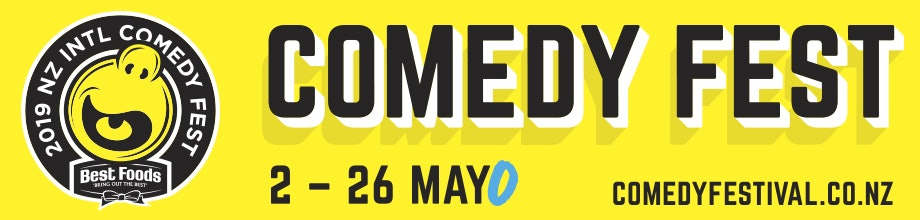 2019 NZ International Comedy Festival