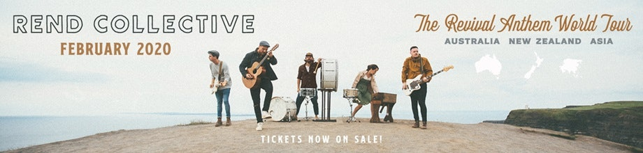 Rend Collective NZ Tour