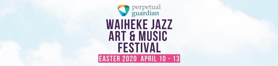 Perpetual Guardian Waiheke Jazz, Art & Music Festival