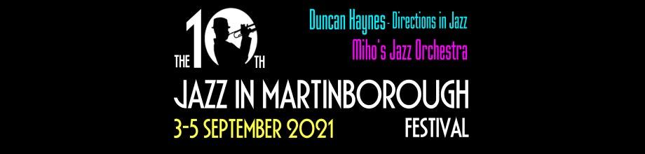 Jazz in Martinborough 2021