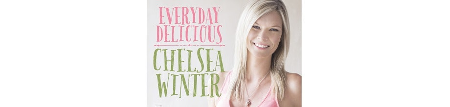 Chelsea Winter, Everyday Delicious Launch