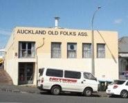Old Folks Association Hall