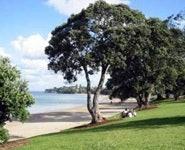 Takapuna Beach Reserve