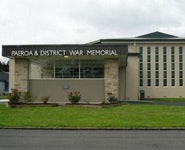 Paeroa War Memorial Hall