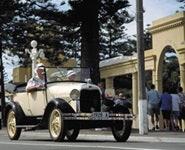 Napier Street Parade & Secure Parking