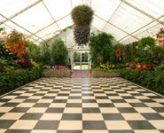 Victorian Garden Conservatory