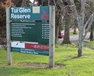 Tui Glen Reserve