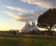 Weber Bros Circus Tent