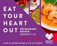 Restaurant Month 2020
